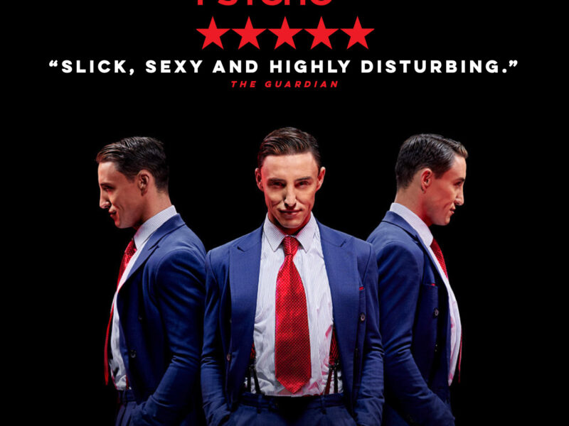 panLab 2 Selected for American Psycho at Sydney Opera House