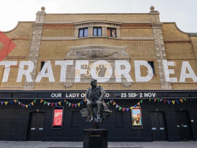 Theatre Royal Stratford East Incorporates panLab 2